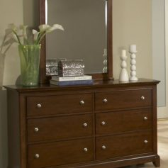 Legacy Classic Impressions Dresser - Classic Clear Cherry-0