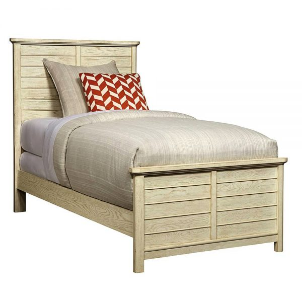 Driftwood Park - Twin Panel Bed-0