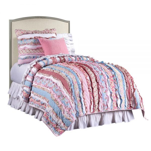 Clementine Court - Twin Upholstered Headboard-0