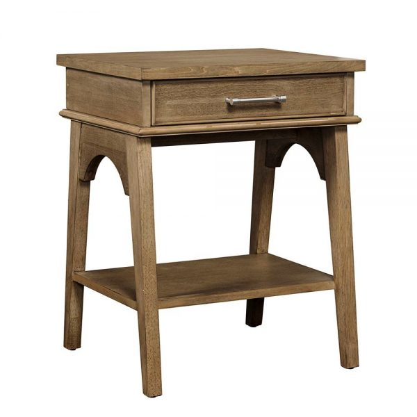 Chelsea Square - Bedside Table-0