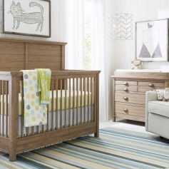 Driftwood Park Crib Sunflower-0