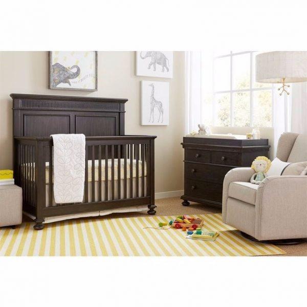 Smiling Hill Crib Licorice-0