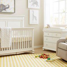 Smiling Hill Crib Marshmallow-0