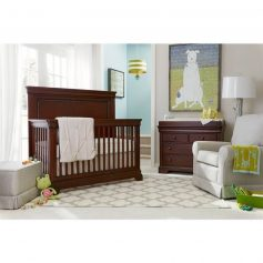 Teaberry Lane Crib Cherry-0