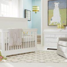 Teaberry Lane Crib Stardust-0