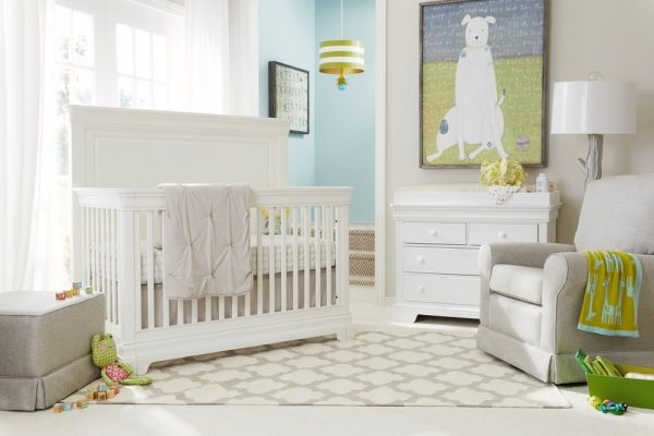 Teaberry Lane Crib Stardust-0