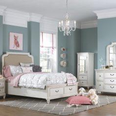 Madison Upholstered Bedroom Set-0