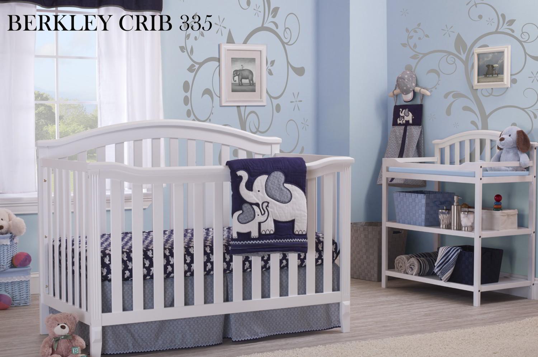 Sorelle Berkley 4 In 1 Convertible Crib Behr S Superstore